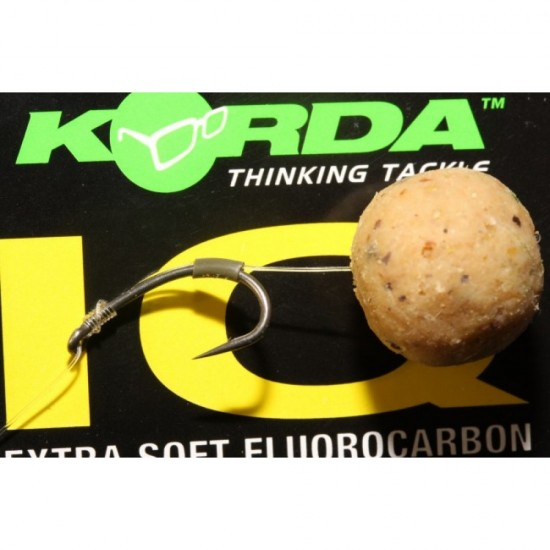 Korda IQ2 Extra Soft Fluorocarbon Hooklink Флуорокарбон