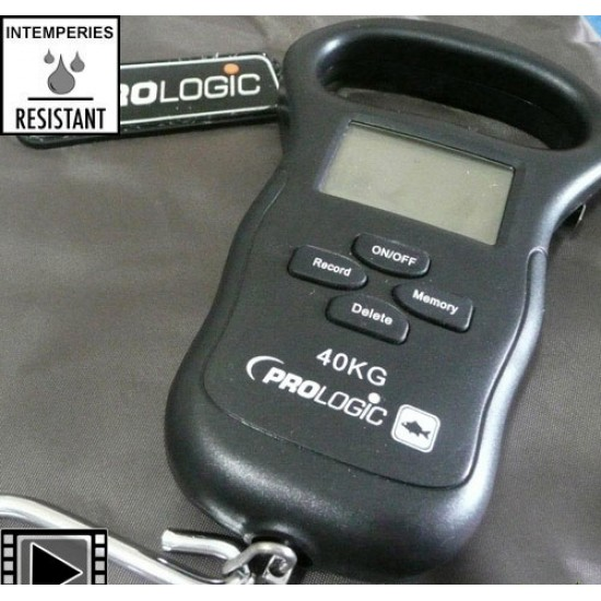ProLogic Commander Digital Scale 40kg Кантар