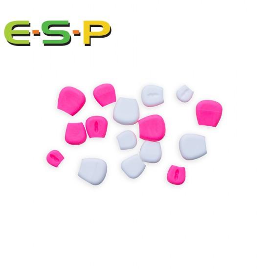 ESP Fluoro Buoyant Sweetcorn Силиконова Царевица - Бяла и Розова