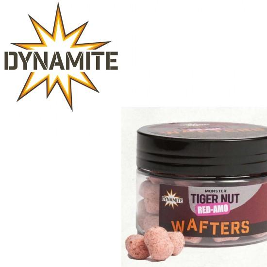 Dynamite Baits Tiger Nut Red Amo Wafters 15mm Плуващи Дъмбели