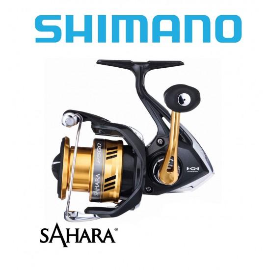 Shimano Sahara C3000 FI Макара с преден аванс