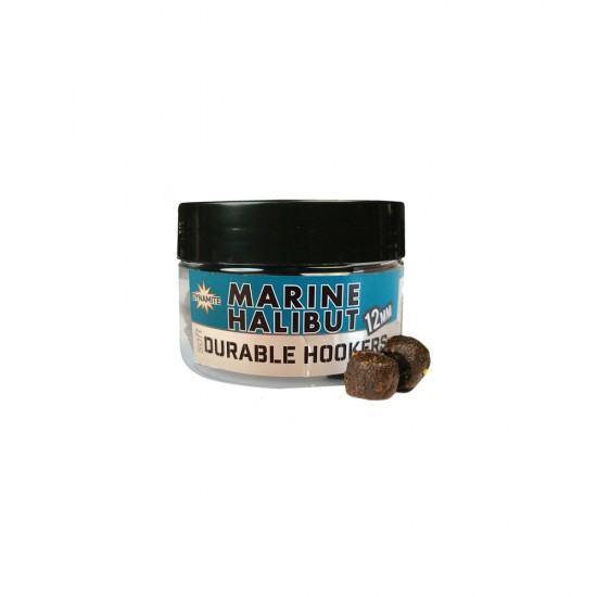 Dynamite Baits Marine Halibut Durable Hooker Pellets Пелети