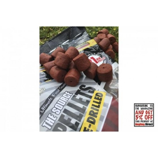 Dynamite Baits The Source Pre Drilled Pellets Пробити Пелети