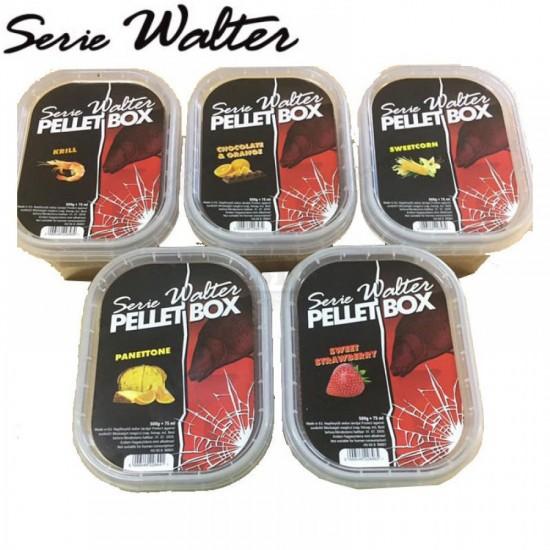 Serie Walter Pellet Box Пелети