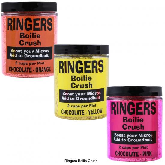 Ringers Boilie Crush Смляни Протеинови Топчета