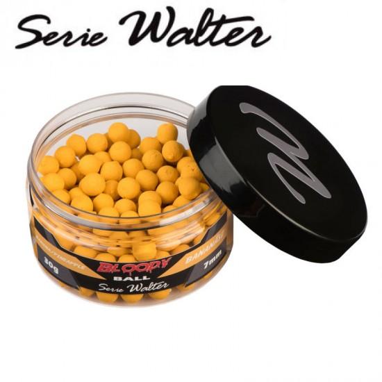 Serie Walter Bloody Ball 7mm Димящи Плуващи Топчета