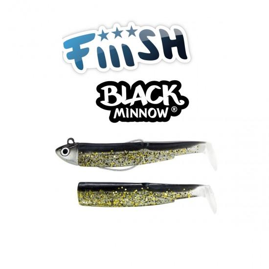 Fiiish Black Minnow No1 Combo - 7 cm, 4.5g
