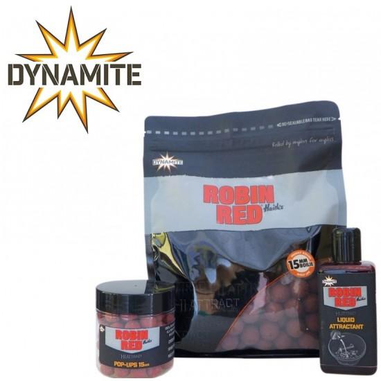 Dynamite Baits Robin Red Boilies Протеинови Топчета 1кг