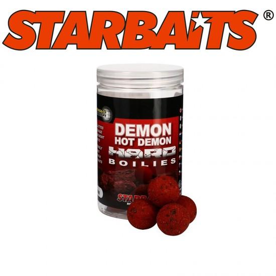 StarBaits Performance Concept Hard Boilies Hot Demon 20mm Протеинови Топчета