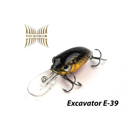 Lurefans E-39 Excavator Воблер