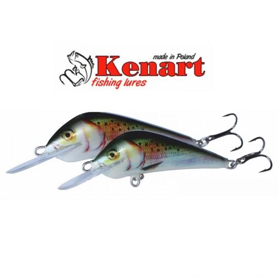 Kenart Dynamic 6cm Плуващ Воблер