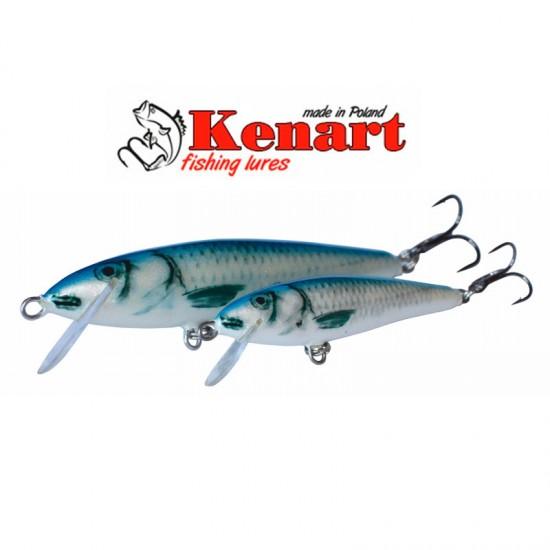 Kenart Fighter 6cm Плуващ Воблер