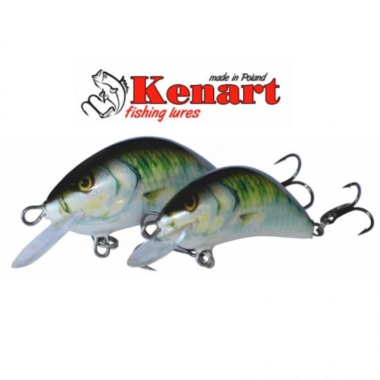 Kenart Hunter 3cm Плуващ Воблер