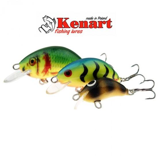 Kenart Hunter 5cm Плуващ Воблер