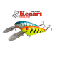 Kenart Phoenix 6cm Плуващ Воблер