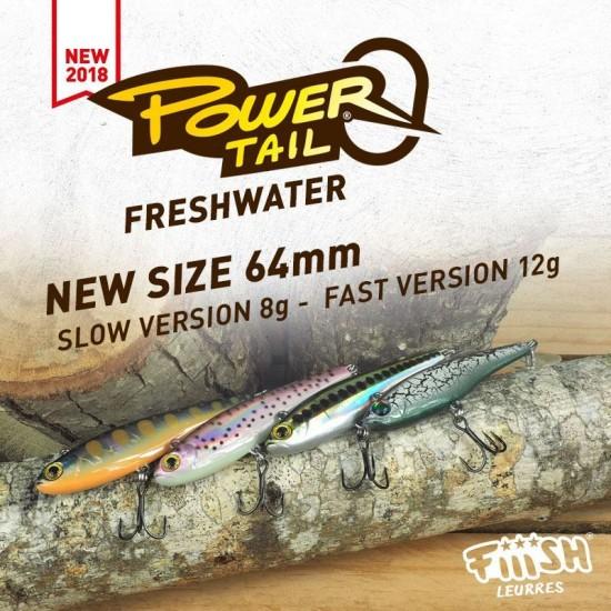 Воблер Fiiish Power Tail 64mm