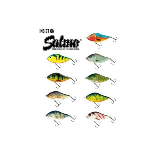 Воблер Salmo Fatso 10 Crank