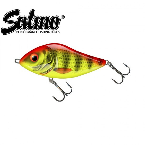 Salmo Slider 10 Floating - Плуващ Воблер