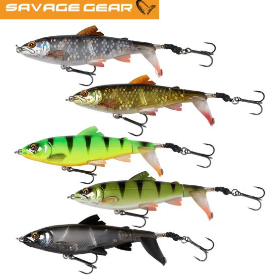 Savage Gear 3D SmashTail 13.5 cm F Повърхностна примамка
